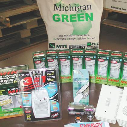 Michigan GREEN energy kits