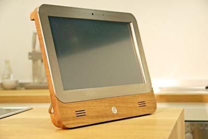 iameco eco-friendly computer prototype