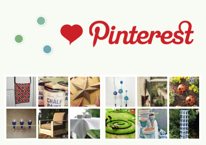 network-green loves Pinterest